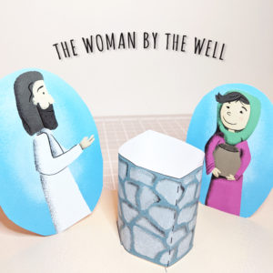 samaritan woman by the well craft