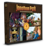image of jonathan park season one CD artwork