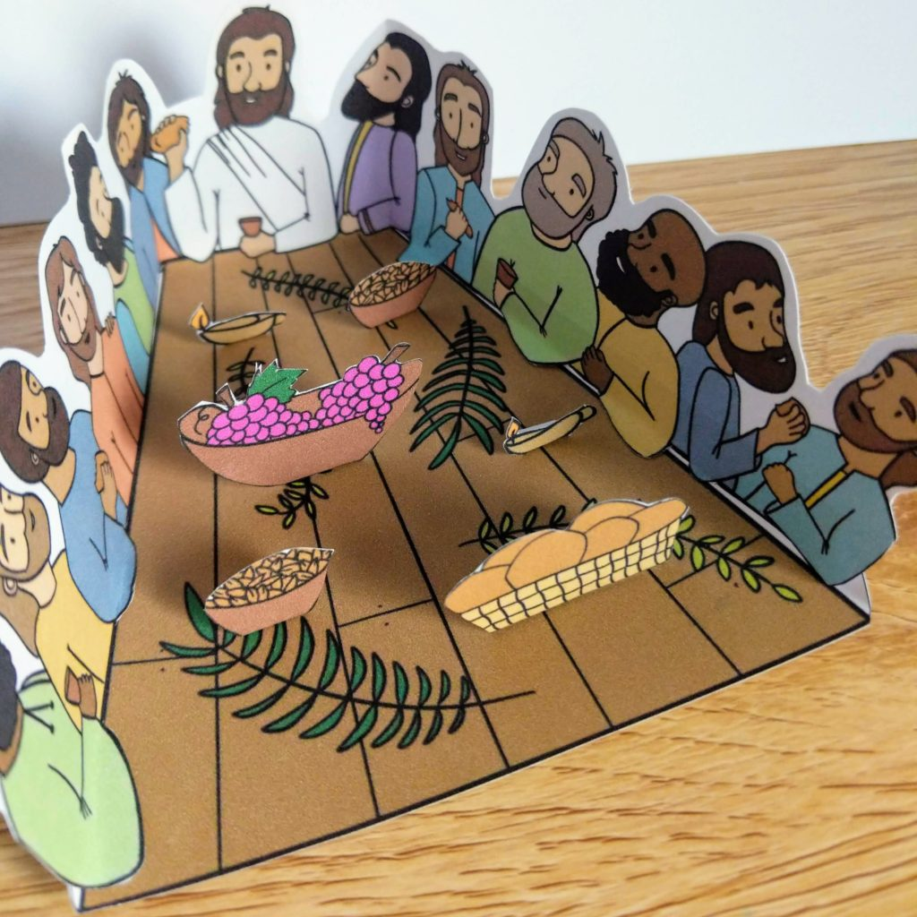bible craft for kids jesus