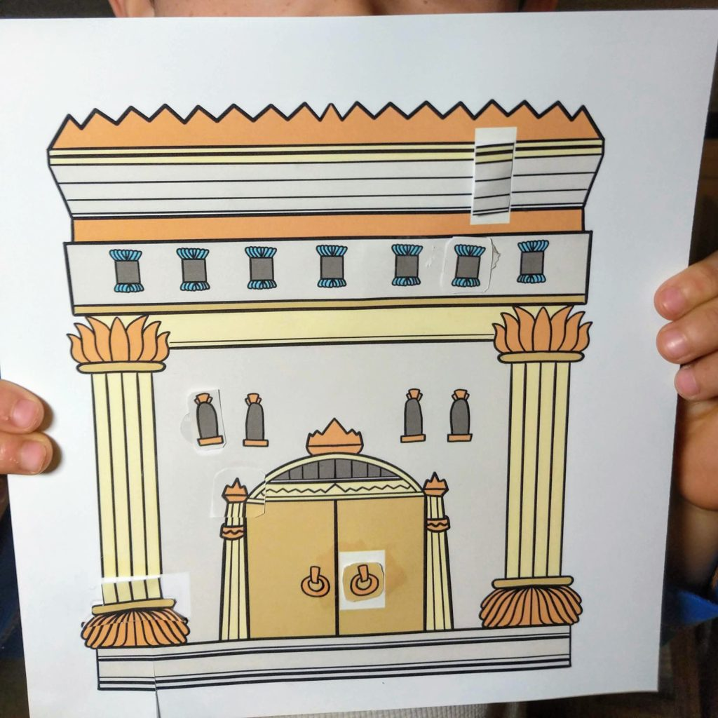 Restoring the Temple