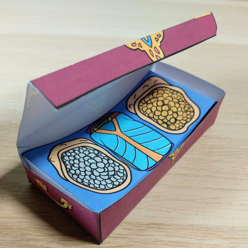 Gifts from Captain Naaman Bible Craft for kids