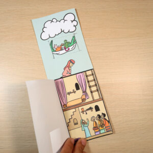 photo of bible craft for kids