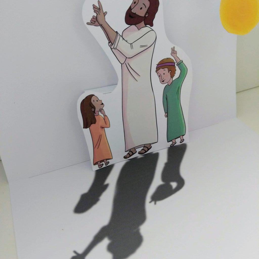 Jesus kids craft