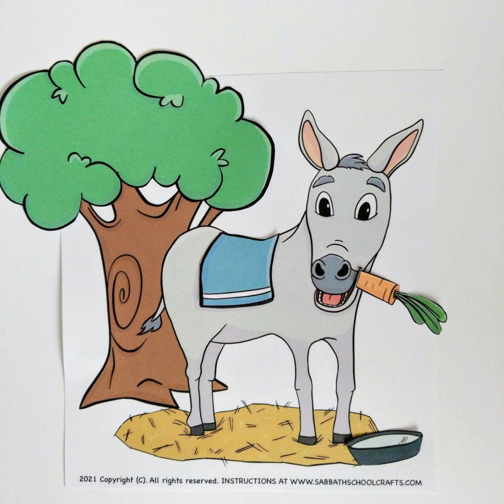 friend to all donkey craft