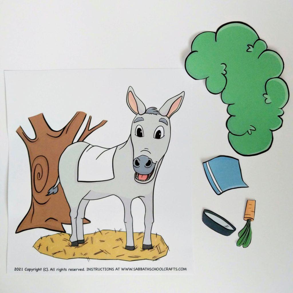 friend to all donkey craft2