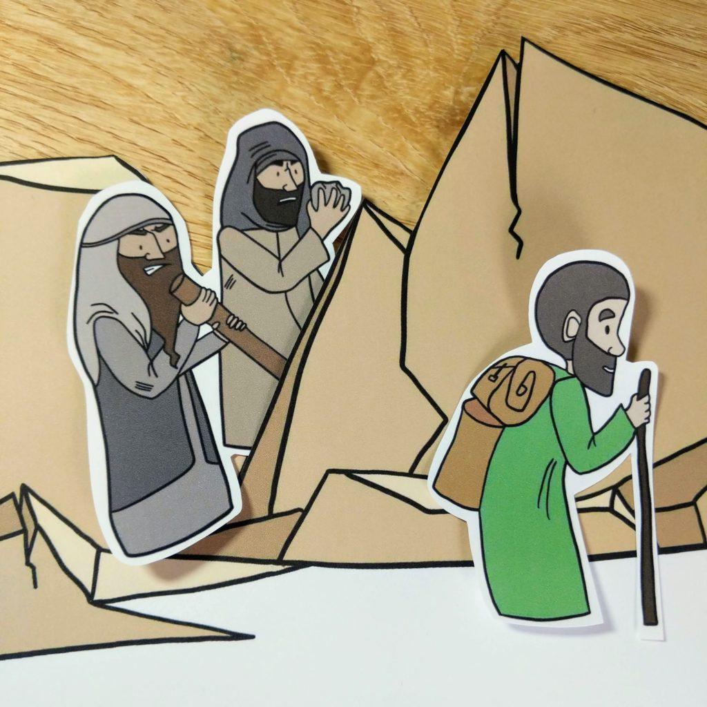 1 The good samaritan story